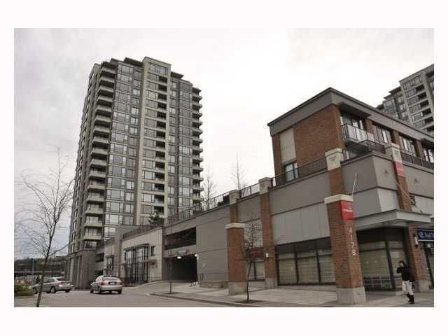 Main Photo: 1608 4178 Dawson Street in Burnaby: Brentwood Park Condo for sale (Burnaby North)  : MLS®# V823325