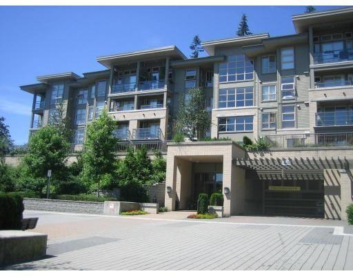 Main Photo: # 101 9329 UNIVERSITY CR in Burnaby: Condo for sale : MLS®# V661142