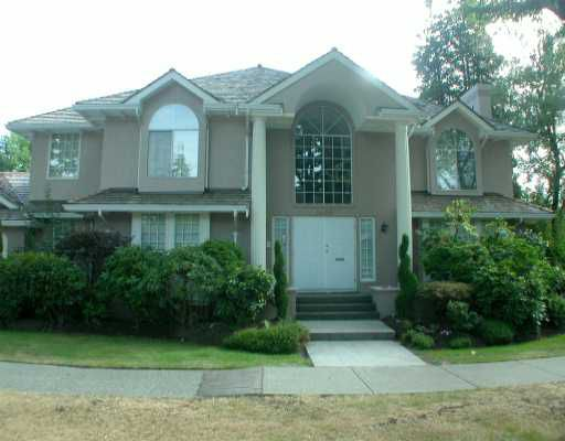 Main Photo: 1488 W 43RD Ave in Vancouver: South Granville House for sale (Vancouver West)  : MLS®# V634030