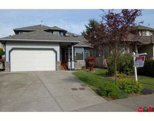 "Main Photo: 6828 181ST Street in Surrey: Cloverdale BC House for sale in ""Cloverwoods"" (Cloverdale)  : MLS®# F2711956"