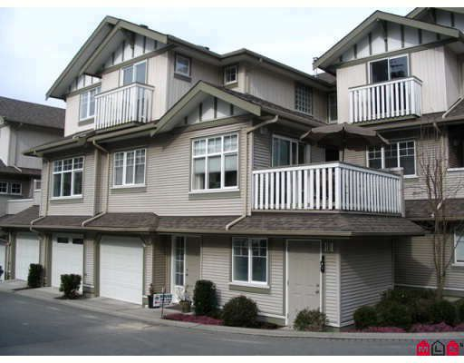 """Main Photo: 2 2733 PARKWAY Drive in Surrey: King George Corridor Townhouse for sale in """"Parkway"""" (South Surrey White Rock)  : MLS®# F2806119"""