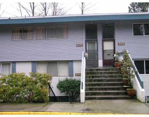 """Main Photo: 2010 HIGHVIEW Place in Port Moody: College Park PM Townhouse for sale in """"HIGHVIEW PLACE"""" : MLS®# V629272"""