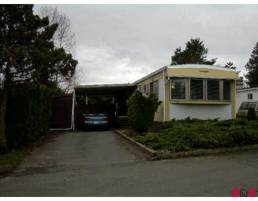 "Main Photo: 13650 80 Ave in Surrey: Bear Creek Green Timbers Manufactured Home for sale in ""Leeside"" : MLS®# F2704355"