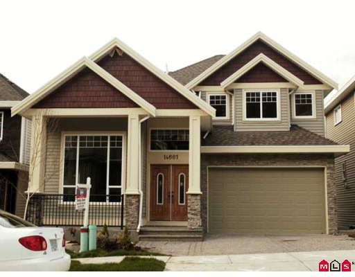 Main Photo: 14661 62ND Avenue in Surrey: Sullivan Station House for sale : MLS®# F2807133