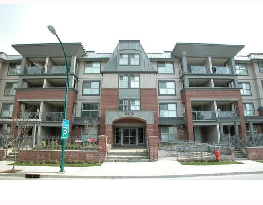 """Main Photo: 406 2478 SHAUGHNESSY Street in Port_Coquitlam: Central Pt Coquitlam Condo for sale in """"SHAUGHNESSY EAST"""" (Port Coquitlam)  : MLS®# V699540"""