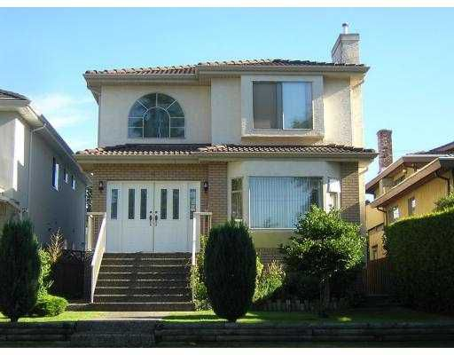 Main Photo: 145 W WOODSTOCK Avenue in Vancouver: Cambie House for sale (Vancouver West)  : MLS®# V661771