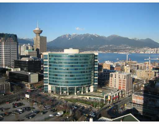 """Main Photo: 2602 668 CITADEL PARADE BB in Vancouver: Downtown VW Condo for sale in """"SPECTRUM 2"""" (Vancouver West)  : MLS®# V679702"""