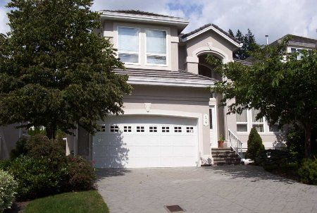 Main Photo: 26 Wilkes Creek Drive in PORT MOODY: House for sale (Heritage Mountain)  : MLS®# V553525