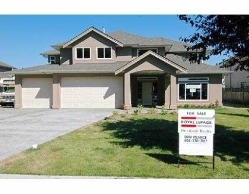 Main Photo: 12710 227th in Maple Ridge: House for sale : MLS®# V552325