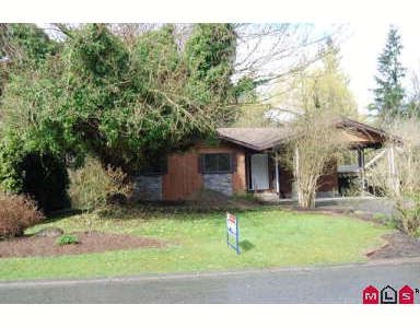 Main Photo: 3505 CARIBOO CT in Abbotsford: Abbotsford East House for sale : MLS®# F2706534
