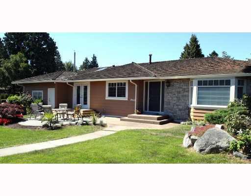"Main Photo: 1055 SHAMAN in Tsawwassen: English Bluff House for sale in ""THE VILLAGE"" : MLS®# V662658"