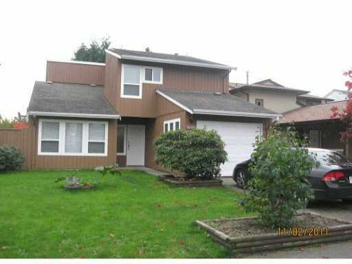 """Main Photo: 3240 GEORGESON AV in Coquitlam: New Horizons House for sale in """"NEW HORIZONS"""" : MLS®# V918428"""