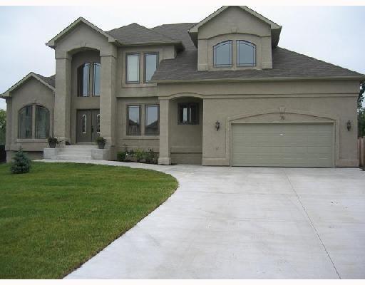 Main Photo: 78 RIVERHAVEN in WINNIPEG: St Vital Single Family Detached for sale (South East Winnipeg)  : MLS®# 2714588