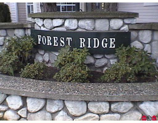 "Main Photo: 4 6380 121ST Street in Surrey: Panorama Ridge Townhouse for sale in ""Forest Ridge"" : MLS®# F2808816"