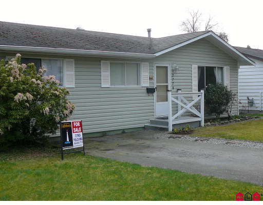 Main Photo: 32774 BADGER Avenue in Mission: Mission BC House for sale : MLS®# F2810599
