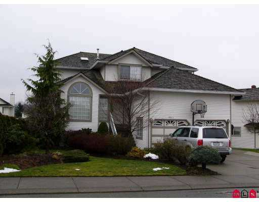 """Main Photo: 3313 ATWATER Crescent in Abbotsford: Abbotsford West House for sale in """"FAIRFIELD ESTATES"""" : MLS®# F2701749"""