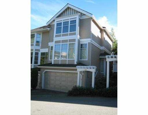 """Main Photo: 24 5950 OAKDALE Road in Burnaby: Oaklands Townhouse for sale in """"HEATHERCREST"""" (Burnaby South)  : MLS®# V663495"""