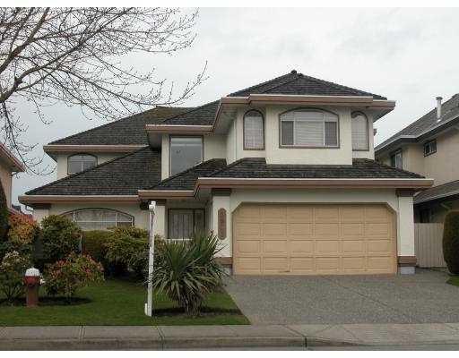 """Main Photo: 5831 BARNARD Drive in Richmond: Terra Nova House for sale in """"TERRA NOVA"""" : MLS®# V700460"""