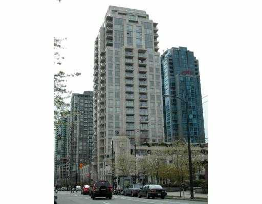 "Main Photo: 1208 1225 RICHARDS Street in Vancouver: Downtown VW Condo for sale in ""EDEN"" (Vancouver West)  : MLS®# V700821"