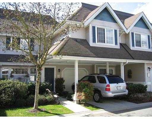 "Main Photo: 7 11355 236TH Street in Maple Ridge: Cottonwood MR Townhouse for sale in ""ROBERTSON RIDGE"" : MLS®# V641207"