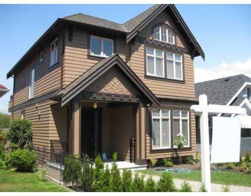 Main Photo: 3159 W KING EDWARD AV in Vancouver: House for sale : MLS®# V844153