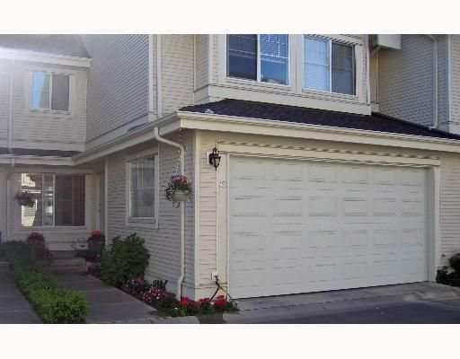 """Main Photo: 76 17097 64TH Avenue in Surrey: Cloverdale BC Townhouse for sale in """"Kentucky Lane"""" (Cloverdale)"""