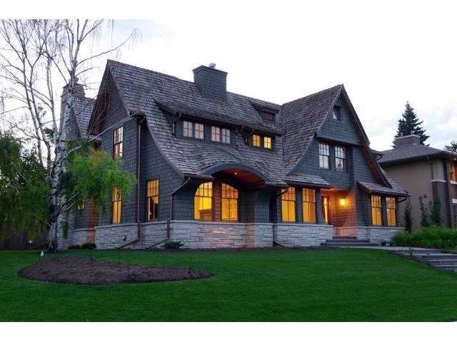Main Photo: 3411 9 ST SW in CALGARY: Elbow Park Glencoe House for sale (Calgary)  : MLS®# C3435742