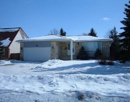 Main Photo: 250 KIRKBRIDGE DR in WINNIPEG: Fort Garry / Whyte Ridge / St Norbert Residential for sale (South Winnipeg)  : MLS®# 2903579