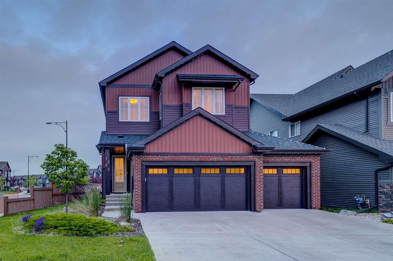 Main Photo: 1303 GRAYDON HILL Way in Edmonton: Zone 55 House for sale : MLS®# E4165518