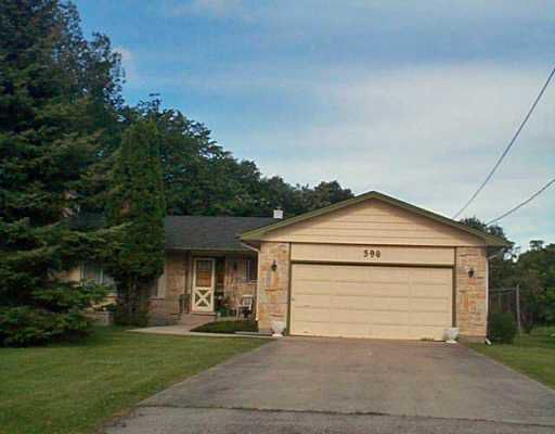 Main Photo: 396 CHALFONT Road in Winnipeg: Murray Park Single Family Detached for sale (South Winnipeg)  : MLS®# 2510022