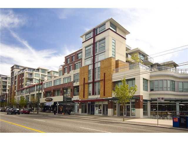 "Main Photo: # PH711 2268 W BROADWAY BB in Vancouver: Kitsilano Condo for sale in ""THE VINE"" (Vancouver West)  : MLS®# V919312"