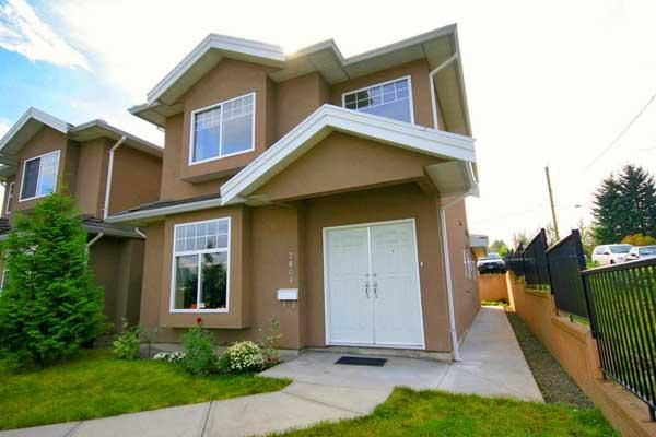 Main Photo: 3808 MYRTLE Street in Burnaby: Central BN House 1/2 Duplex for sale (Burnaby North)  : MLS®# V670304