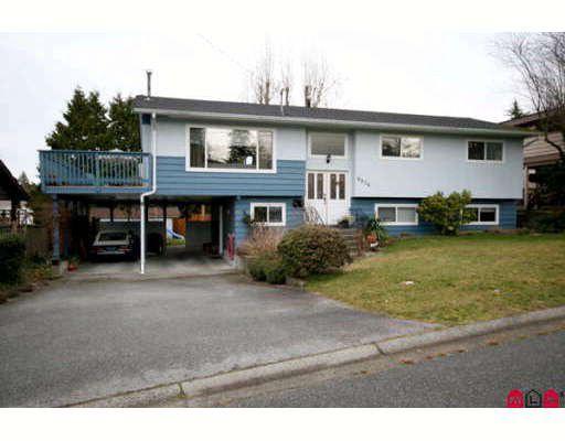 "Main Photo: 8936 WATSON Drive in Delta: Nordel House for sale in ""NORDEL"" (N. Delta)  : MLS®# F2802565"