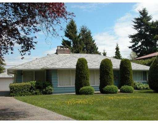 """Main Photo: 2054 WESTERN Parkway in Vancouver: University VW House for sale in """"UNIVERSITY ENDOWMENT LANDS"""" (Vancouver West)  : MLS®# V712579"""