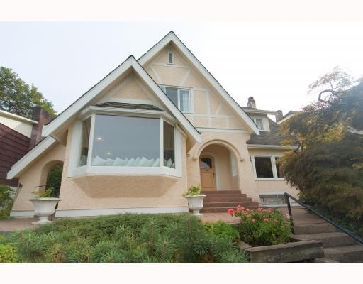 Main Photo: 2046 Quilchena Crescent in Vancouver West: Quilchena House for sale : MLS®# V786378