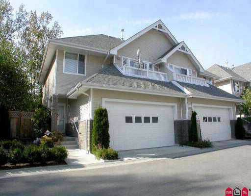 "Main Photo: 42 13918 58TH AV in Surrey: Panorama Ridge Townhouse for sale in ""ALDER PARK"" : MLS®# F2602306"