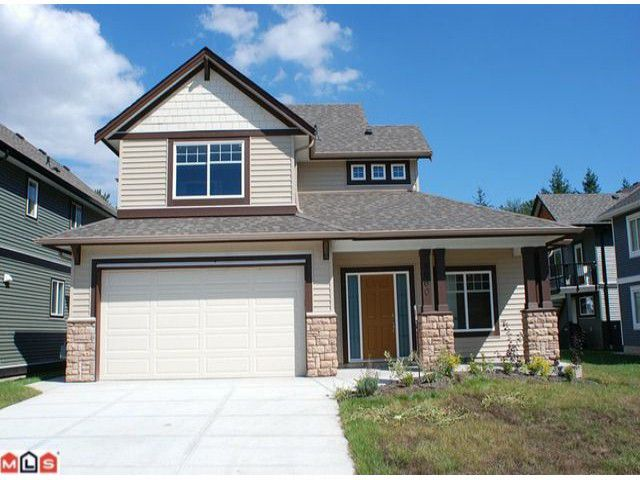 Main Photo: 8660 Maynard Terrace in Mission: Mission BC House for sale : MLS®# F1006191