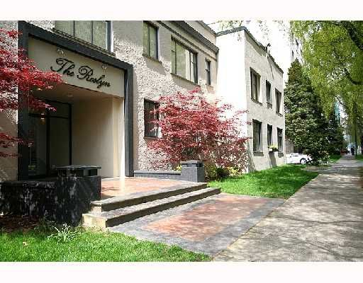 Main Photo: 935 JERVIS STREET in Vancouver: West End VW Home for sale (Vancouver West)  : MLS®# V4020636