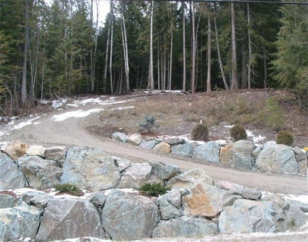 Main Photo: 141 Estate Drive in Anglemont: North Shuswap Land Only for sale (Shuswap/Revelstoke)  : MLS®# 10002849