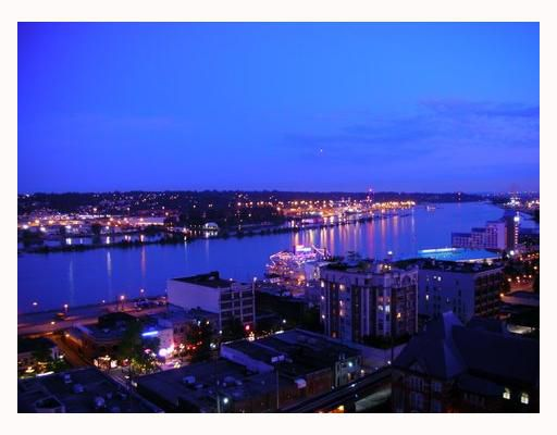 """Main Photo: 1403 610 Victoria Street in New_Westminster: Downtown NW Condo for sale in """"""""THE POINT"""""""" (New Westminster)  : MLS®# V662959"""