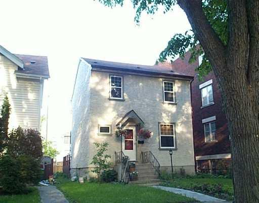 Main Photo: 177 RUBY Street in Winnipeg: West End / Wolseley Single Family Detached for sale (West Winnipeg)  : MLS®# 2509299