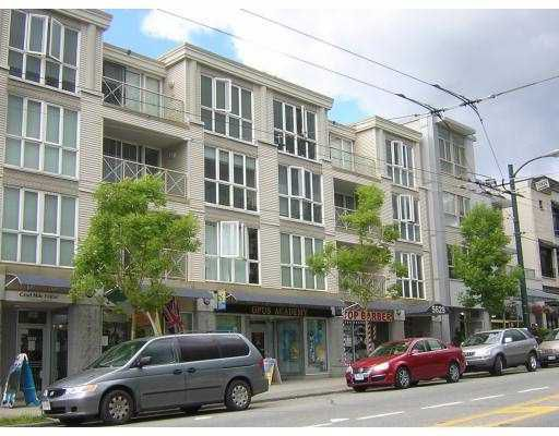 """Main Photo: 205 5629 DUNBAR Street in Vancouver: Southlands Condo for sale in """"WEST POINTE"""" (Vancouver West)  : MLS®# V654880"""