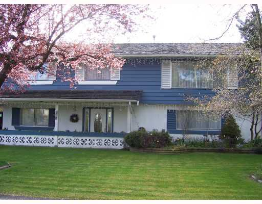 """Main Photo: 8251 NO 3 Road in Richmond: Broadmoor House for sale in """"SUNNYMEDE"""" : MLS®# V701790"""