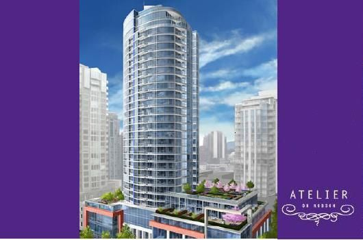 "Main Photo: 833 Homer st in Vancouver: Downtown VW Condo for sale in ""Atelier"" (Vancouver West)"