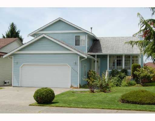 Main Photo: 12193 MAKINSON Street in Maple_Ridge: Northwest Maple Ridge House for sale (Maple Ridge)  : MLS®# V656911