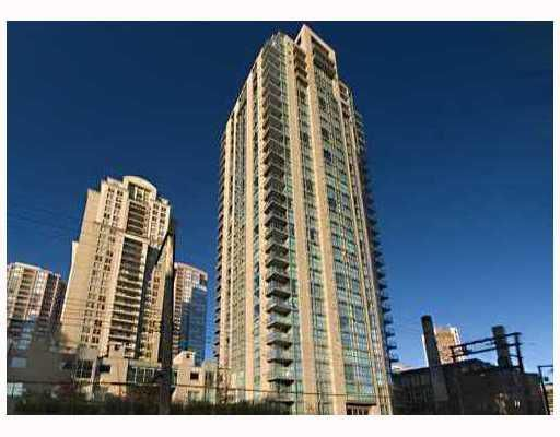 """Main Photo: 1704 928 RICHARDS Street in Vancouver: Downtown VW Condo for sale in """"THE SAVOY"""" (Vancouver West)  : MLS®# V653105"""