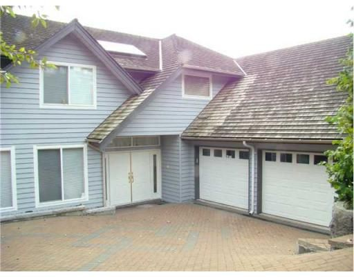Main Photo: 3842 MICHENER WY in North Vancouver: House for sale : MLS®# V888697