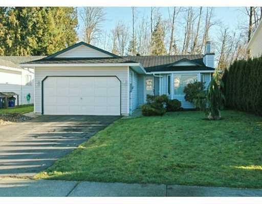 Main Photo: 11836 MEADOWLARK Drive in Maple Ridge: Cottonwood MR House for sale : MLS®# V628685