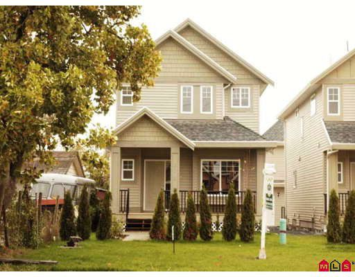 Main Photo: 6932 192ND Street in Surrey: Clayton House for sale (Cloverdale)  : MLS®# F2726055