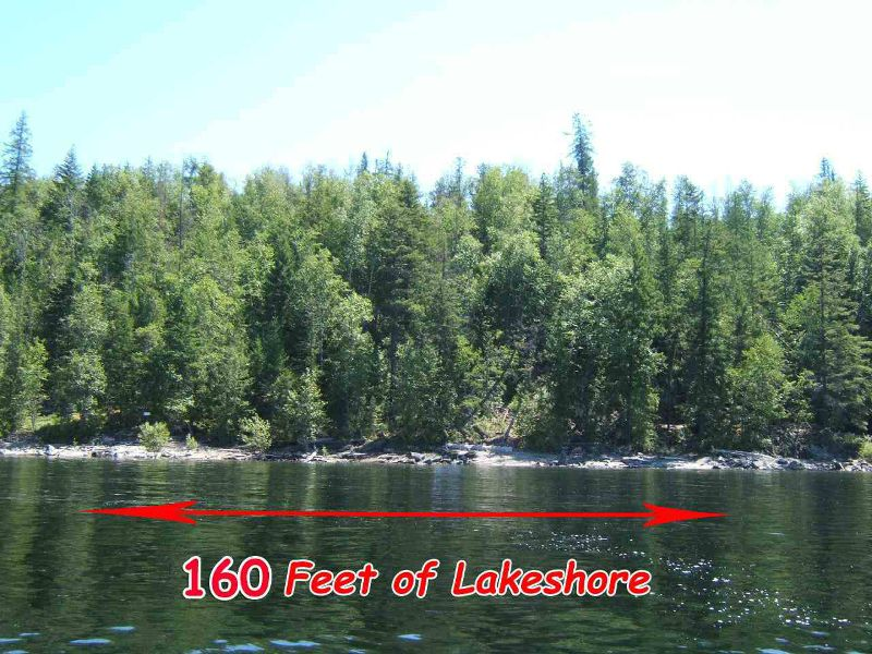 Main Photo: 4533 Rea Road in Eagle Bay: Waterfront Lot Vacant Land for sale : MLS®# 10058088